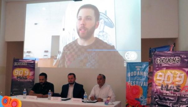 """A partir del 13 de junio llega a SLP el """"Rodando Film Festival"""" con 53 filmes"""