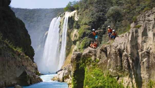 Listos los Parajes de la Huasteca para Recibir a sus Visitantes