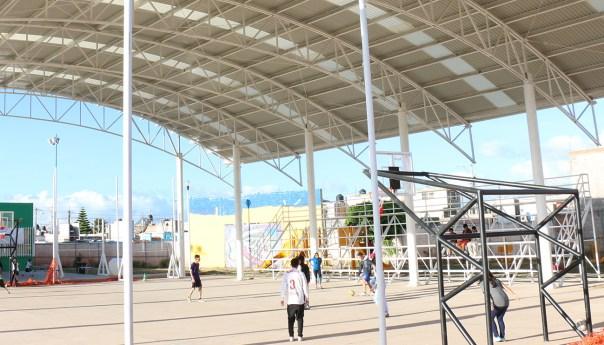 Ayuntamiento Construye 2 Nuevos Centros Deportivos