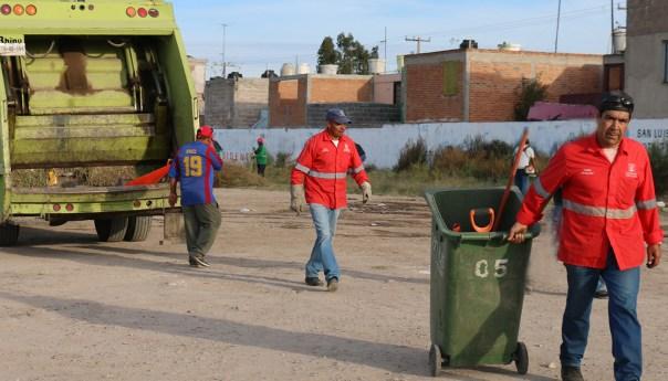 Ayuntamiento intensifica Mantenimiento y Limpieza en toda la Capital