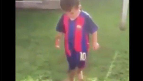 Sube un vídeo a YouTube de su hijo de 3 años jugando y es llamada por cazatalentos del Manchester City