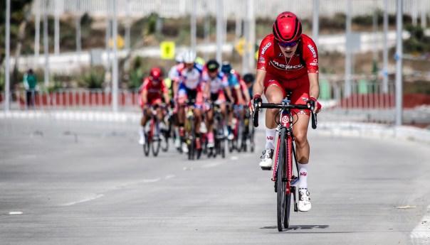 """La ciclista mexicana Ariadna Gutiérrez le da un lugar a México a los Juegos Olímpicos Tokio 2020"""