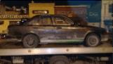 Policías metropolitanos aseguran cuatro vehículos con reporte de robo y uno en calidad de abandonado
