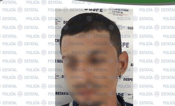 Por uso de documentos apócrifos, sujeto fue detenido