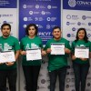 """Dos proyectos de estudiantes IPICYT ganadores en evento internacional de """"emprendimiento sostenible"""""""