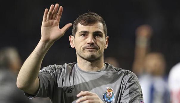Iker Casillas se une al Equipo Técnico del Porto