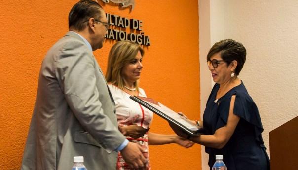Recibe Posgrado en Estomatología Pediátrica de la UASLP certificación nacional de calidad