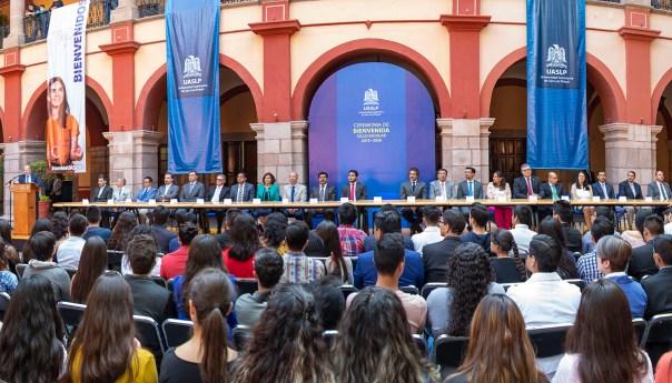 UASLP da la bienvenida a sus alumnos al ciclo escolar 2019-2020