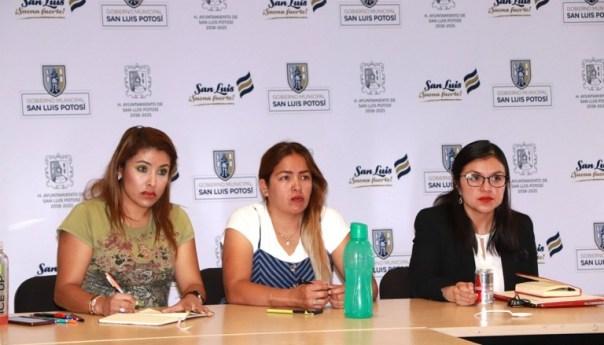 Se suma coordinación de derechos humanos a acciones a favor de las mujeres