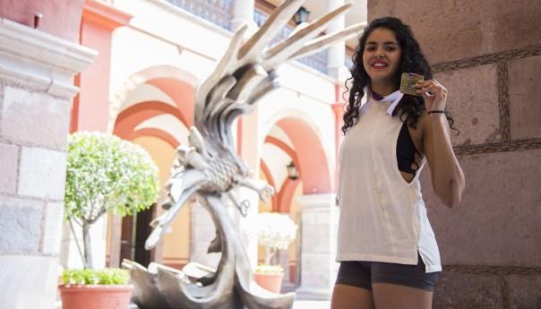 Estudiante de la UASLP acudirá al mundial de Raquetbol en la primera posición del ranking nacional juvenil