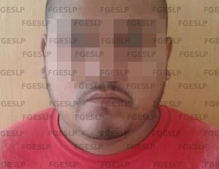 Por probable violación y robo FGE detiene a un sujeto