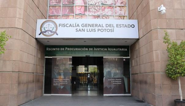 Fiscalía de SLP detuvo a 75 personas en los últimos veinte días