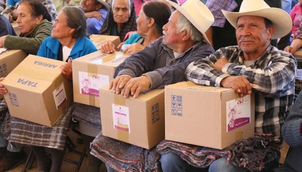 DIF estatal entregará cobijas y apoyos alimentarios a DIF´S de toda la entidad