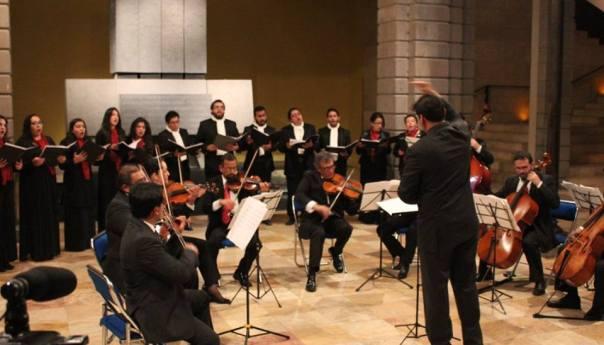 Concierto barroco de navidad de Arcángelo Corelli