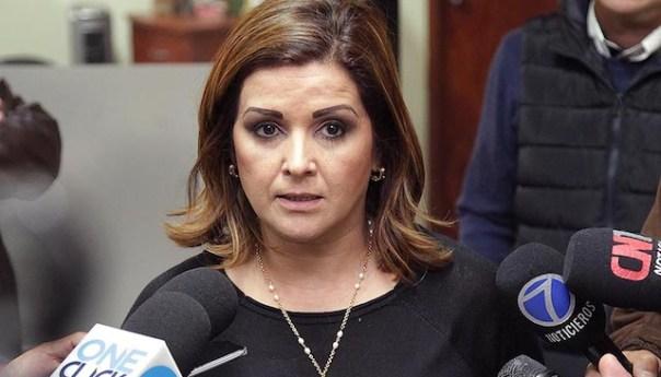 Hace llamado diputada Beatriz Benavente Rodríguez a padres de familia para que apoyen el operativo mochila en planteles educativos