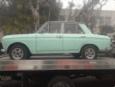 Dos vehículos robados fueron asegurados por FME