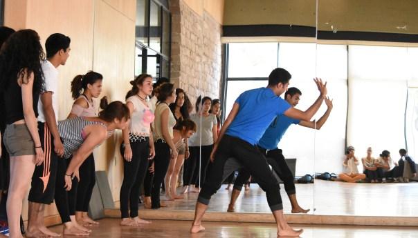 Amplio programa de formación escénica en el Centro de las Artes