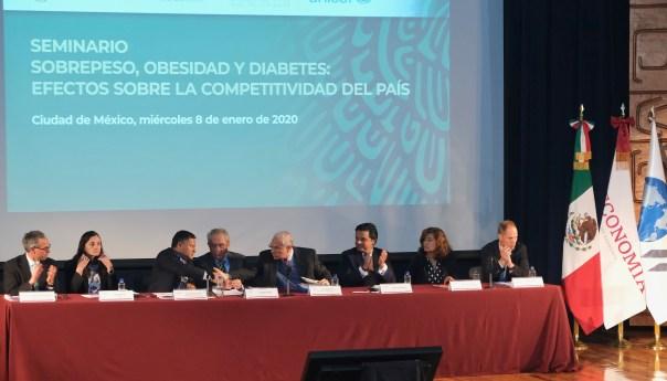 En México libramos una guerra diaria contra el sobrepeso y la obesidad, en el IMSS estamos dando la batalla: Zoé Robledo