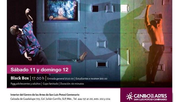 """Con """"Andróginos"""" inician actividades teatrales en el CEARTSLP"""