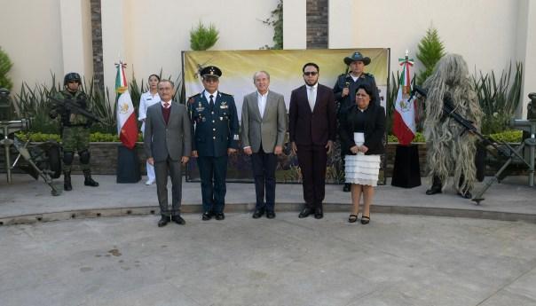Ejército mexicano, ejemplo de lealtad, servicio y cercanía con la sociedad: JM Carreras