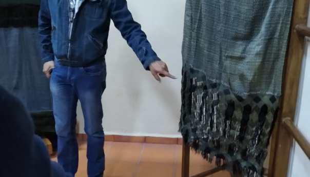 Concluye primera exhibición de Rebozos Antiguos en Santa María del Río