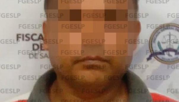 Fiscalía detiene a presunto homicida de la colonia los magueyes en SLP