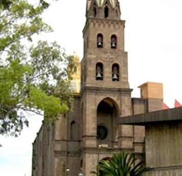 Recorrido por el templo de San José en San Luis Potosí
