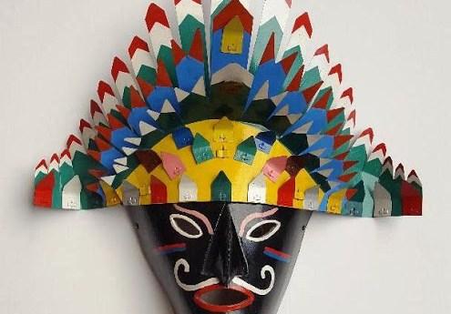 """Conferencia """"Máscaras y maquillaje"""" en el Museo Nacional de la Máscara"""
