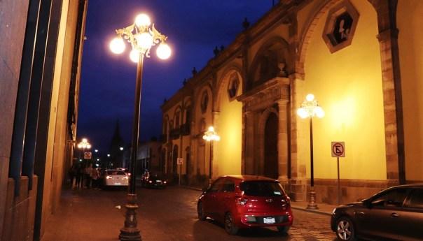 Firmes acciones y obras en centro histórico y zonas emblemáticas de la ciudad