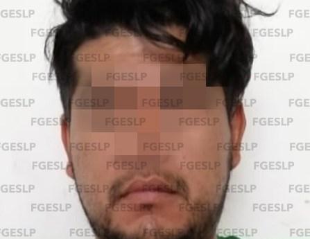 FGESLP captura a presunto tercer involucrado en un homicidio calificado en SLP