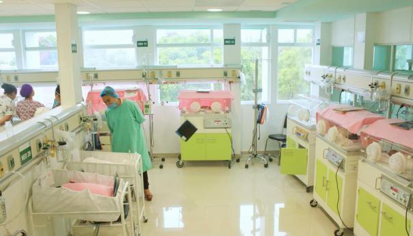 IMSS SLP brinda atención integral para salvar la vida de bebés prematuros