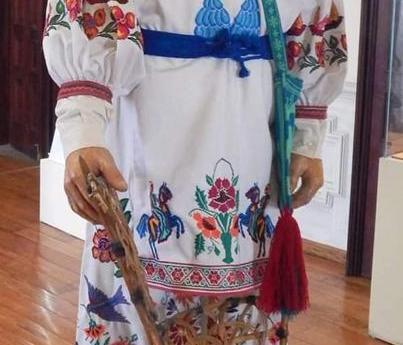 Invita la secretaria de cultura a conocer la exposición del pueblo wixáritari-huicholes