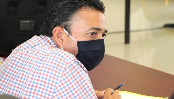 """""""Mínimos contagios en la delegación la pila responde a disciplina de la gente"""": cepeda sierra"""