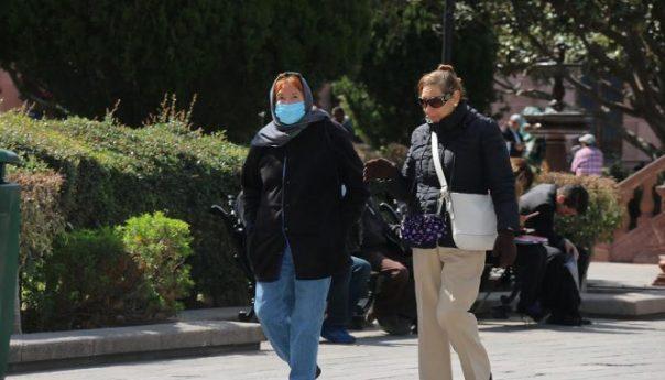 En alerta gobierno capitalino ante baja de temperatura en SLP