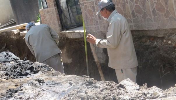 Se amplía el área  de reposición del drenaje en praderas del maurel