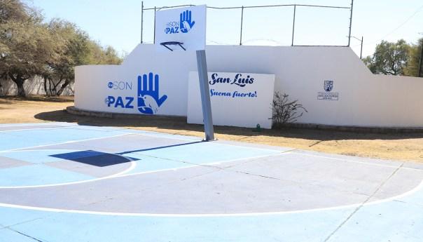 En marcha rehabilitación de unidades deportivas en pozos