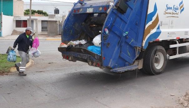 Aumentó un 25 %, generación de basura por días festivos