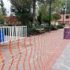 Delegación de villa de pozos cierra espacios públicos para reducir riesgos por covid-19