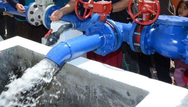 Respalda gobierno capitalino disposición del interapas de no realizar cortes de agua