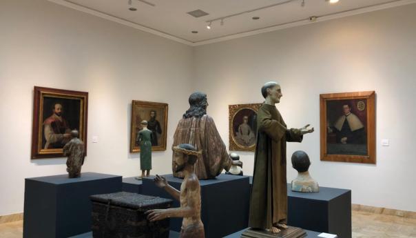 Recorrido virtual por la Sala Cinco del Museo Francisco Cossío