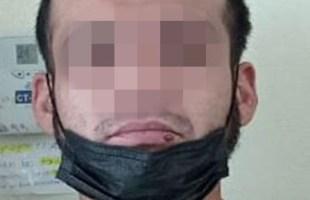 Hombre es detenido por presuntos daños en las cosas