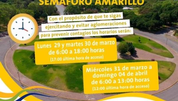 Limitan horarios los parques tangamanga por temporada vacacional