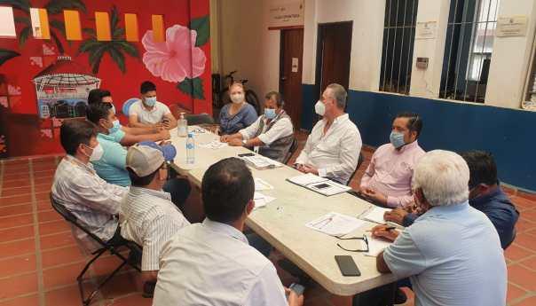 Coordinan medidas sanitarias en sitios y lugares turísticos sectur, coepris y ayuntamientos
