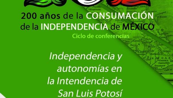 Conferencias y conversatorio por los 200 años de consumación de la independencia de México