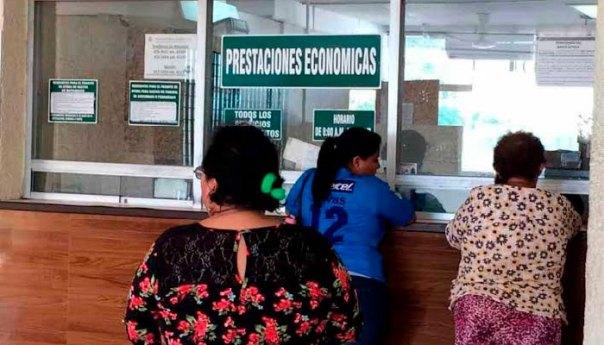 A partir del martes primero de junio, pensionados recibirán el pago de su prestación