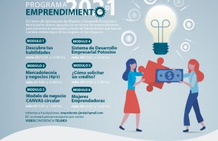 Invita CJM a participar en programa de emprendimiento