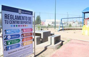 Centros de desarrollo comunitario abiertos al público con un aforo del 50%
