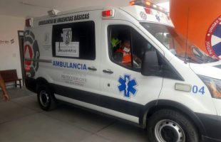 Atiende unidad de rescate de villa de pozos a mujer en parto