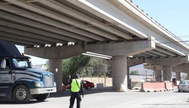 """Se mantiene operativo vial por obras en bulevar """"rocha cordero"""""""