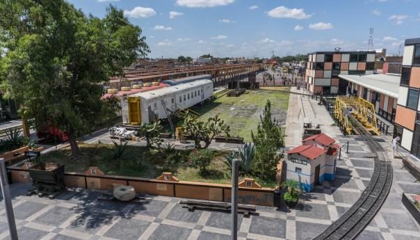 """""""Locomotoras"""" la próxima exposición en el Museo del Ferrocarril"""